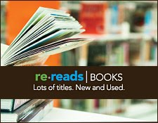 The re∙reads Books Web site
