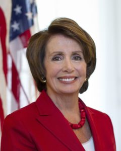 Nancy Pelosi - official photo